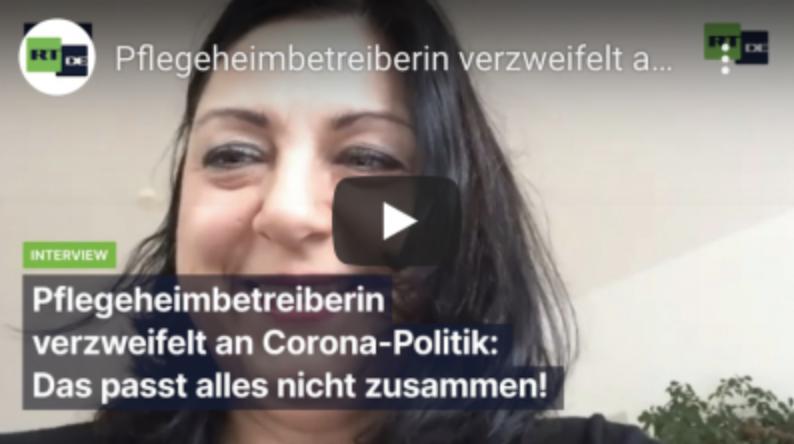 Pflegeheim-Betreiberin verzweifelt an Corona-Politik: Tests nicht aussagekräftig